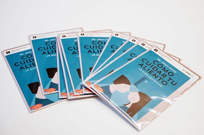 Cómo cuidar tu aliento - Libro del Dr Jonas Nunes