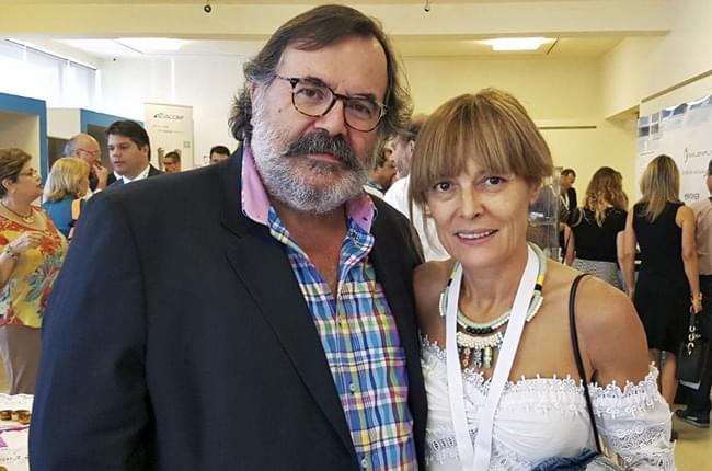 """La Dra. Carmen López asistieron al curso intensivo de """"Rehabilitación Oral Adhesiva y Mínimamente Invasiva"""" impartido por el Dr. Oswaldo Scopin en Madrid."""