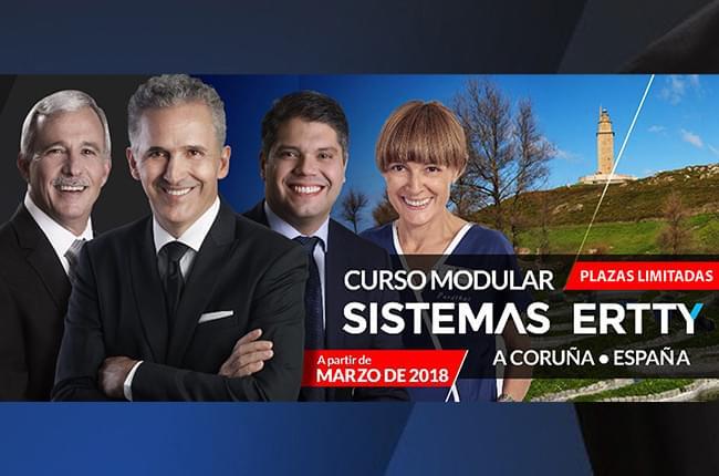 A sede da Fundación Clínica Pardiñas acollerá, entre marzo 2018 e setembro 2019, o Curso Modular Sistemas Ertty de ortodoncia, un método innovador e de excelentes resultados.