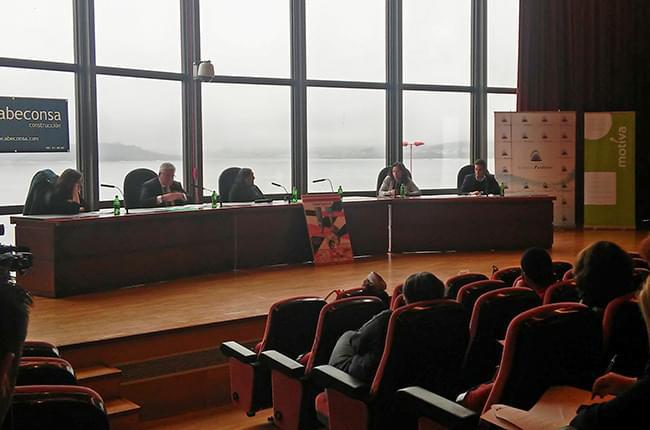 Celebración del congreso Internacional de Necesidades y Derechos de la Infancia en el Paraninfo de A Coruña