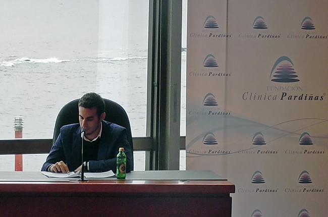 La Fundación Clínica Pardiñas ha colaborado en el Congreso Internacional de Necesidades y Derechos de la Infancia celebrado en A Coruña los días 19 y 20 de mayo