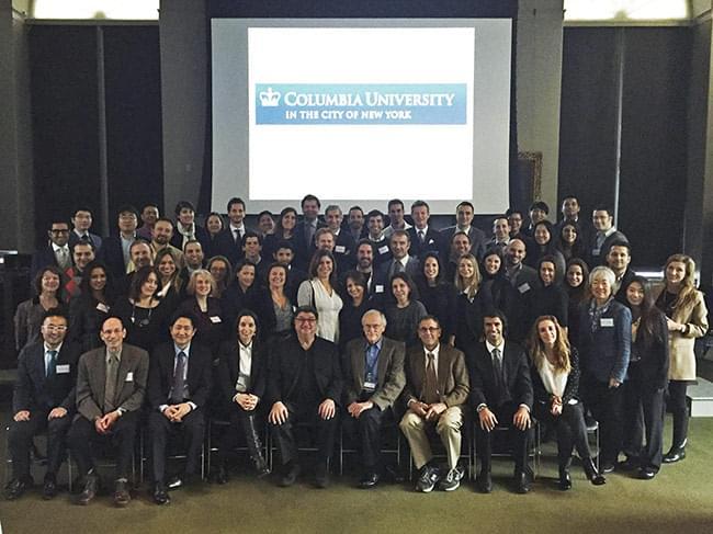 El Dr. Simón Pardiñas López asistió a un encuentro de antiguos alumnos del máster de Periodoncia e Implantes de la New York University y la Columbia University