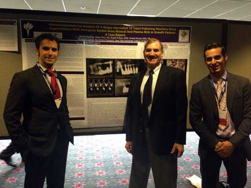 The meeting took place in Philadelphia from Septermber 29th to October 1st 2013, in which Dr. Pardiñas López presented a clinical poster