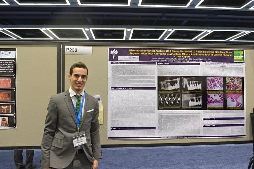 Dr. Pardiñas López participated at the Annual Meeting of the Academy of Osseointegration celebrated in Seattle.