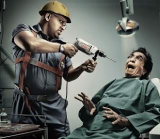 El miedo al dentista se transmite entre los miembros de la familia