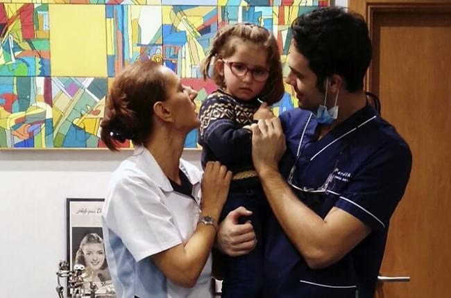 A lo largo de 2015, la Fundación Clínica Pardiñas destinó 86.865 euros a tratamientos odontológicos para pacientes sin recursos.