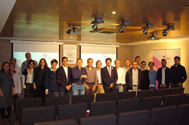 This was the course that Dr. Simón Pardiñas lectured at the Official College of Physicians and Stomatologists of Lugo, organized by BTI Biotechnology Institute.