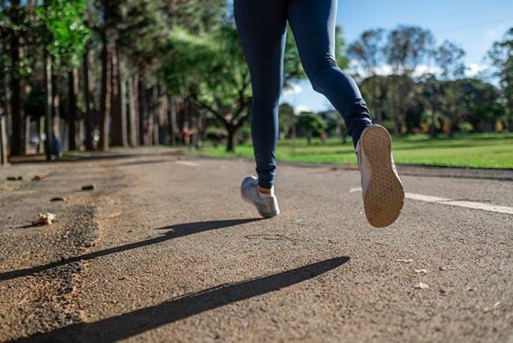 Salud bucodental cuando corremos