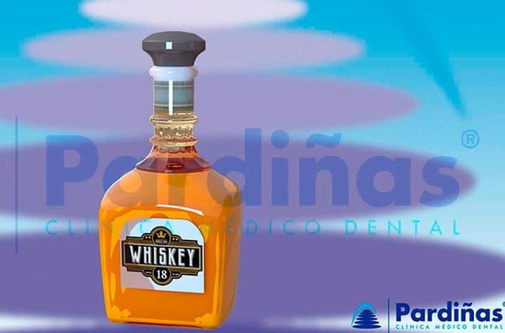 evitar alcohol posoperatorio