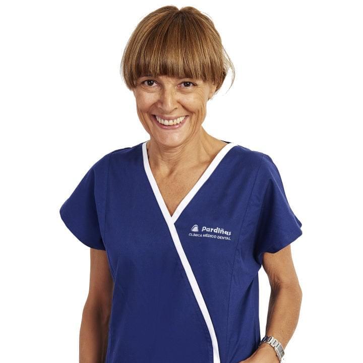 Dra. Carmen López Prieto: Médico e Odontóloga