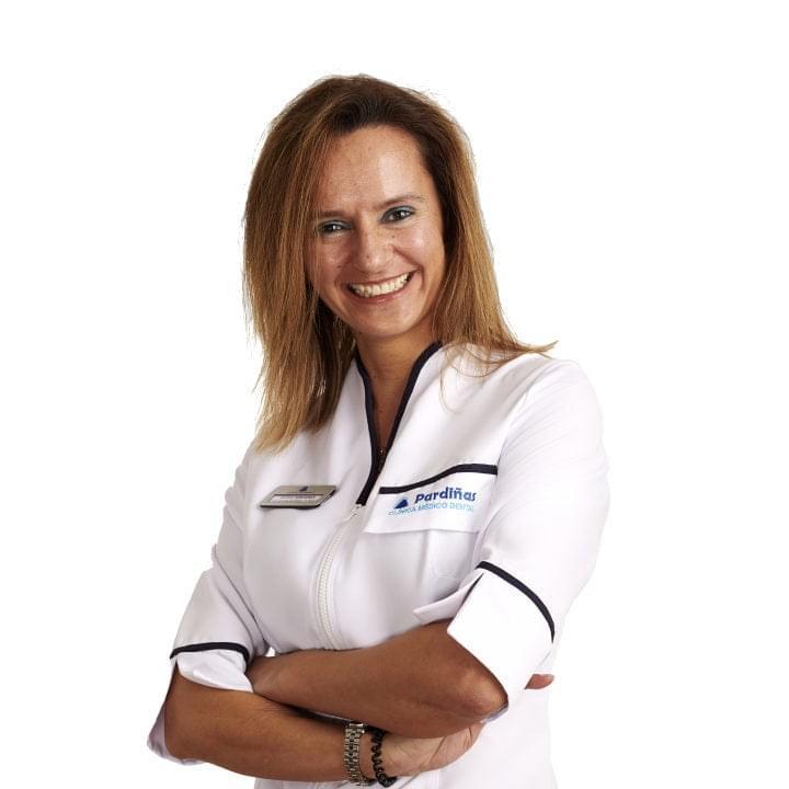Isabel Fontanes: Coordinadora de Pacientes