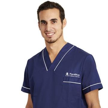Dr. Simón Pardiñas López: Doctor in Dental Surgery